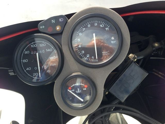 Bimota DB4 - Gauges