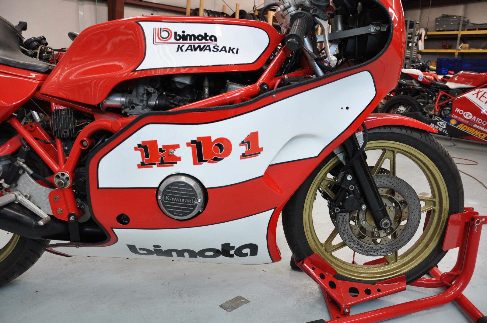 1980 bimota kb1 | bike-urious