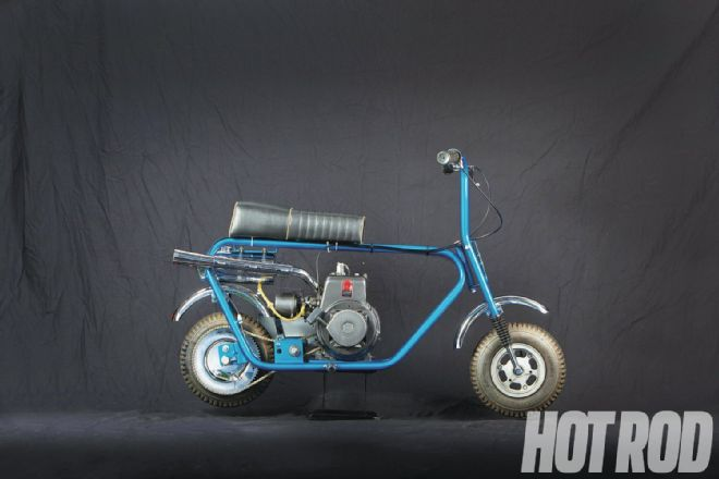 from http://www.hotrod.com/features/1405-minibikes-hot-rod-anything/