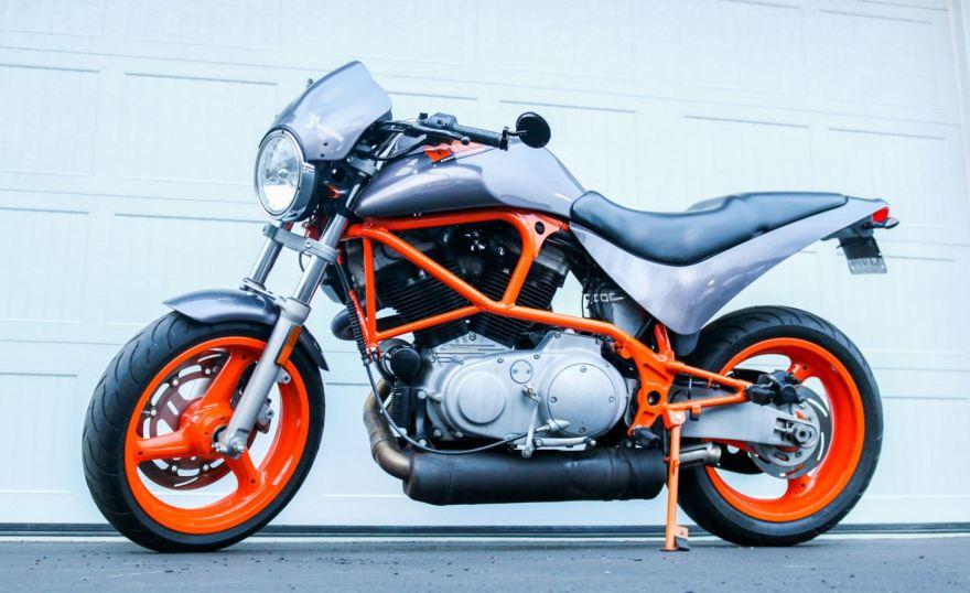 2002 Buell M2 Cyclone | Bike-urious