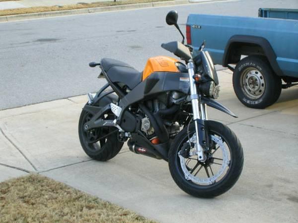 2007 Buell Lightning Super TT XB12STT | Bike-urious