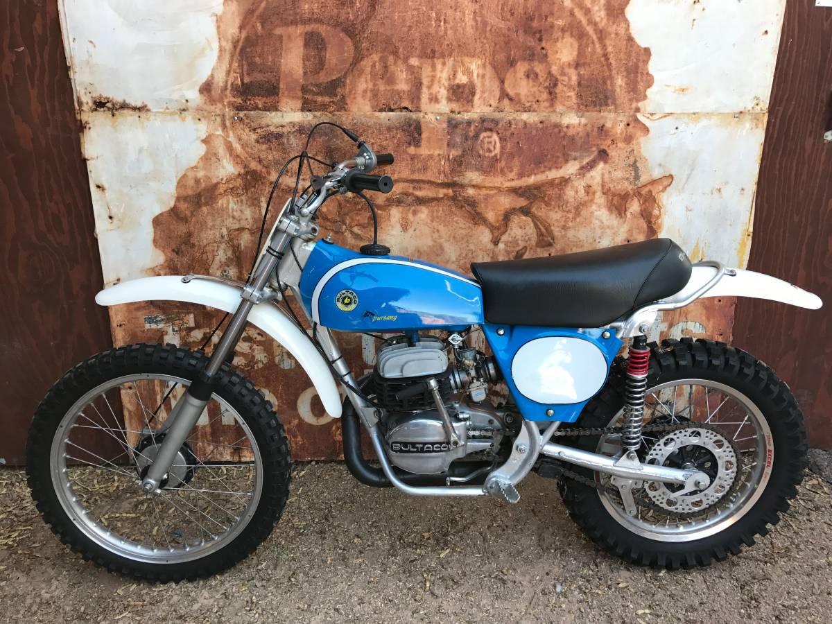 Vintage Motocross Collection in Colorado | Bike-urious