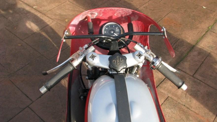 Bultaco TSS 250 - Cockpit