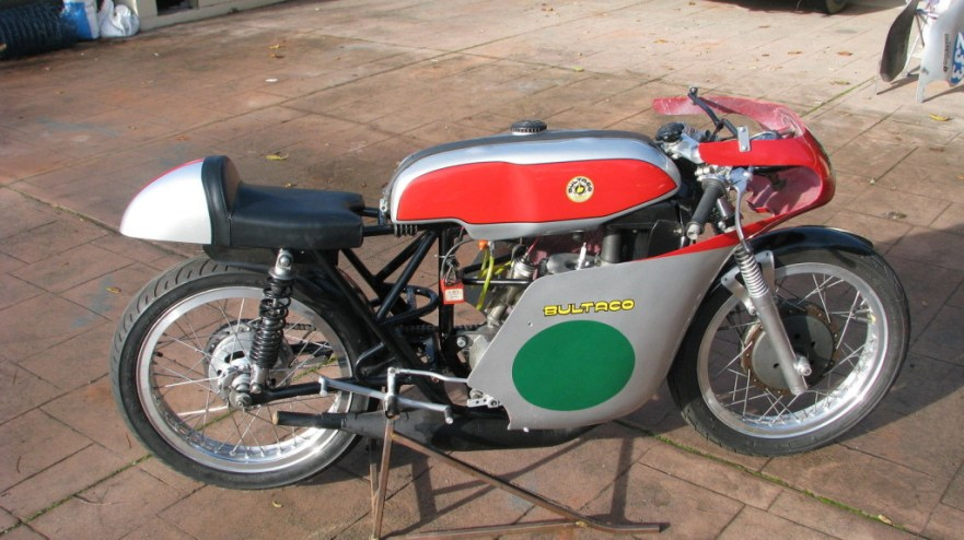 Bultaco TSS 250 - Right Side