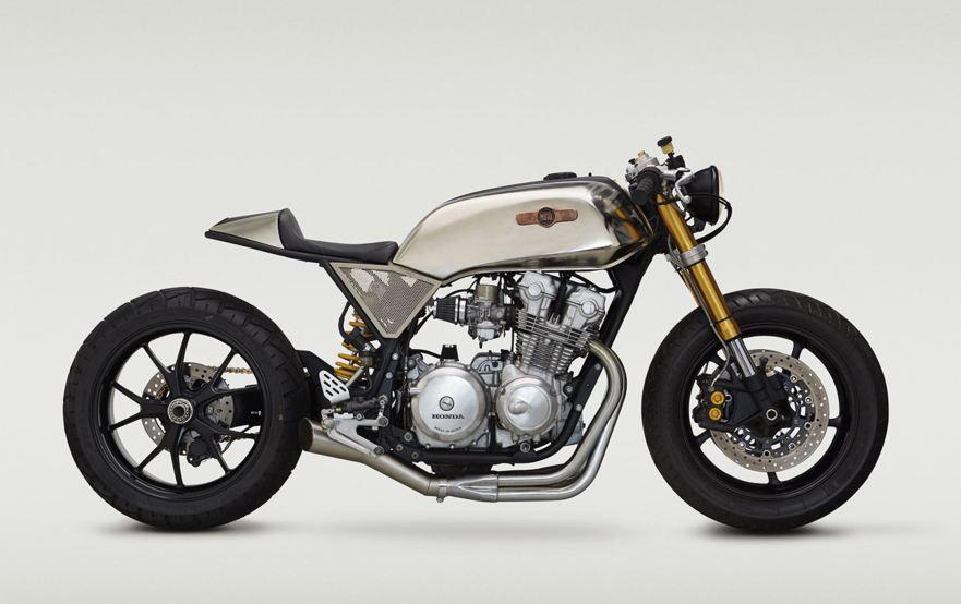 Ducati Sr Fuel Tank