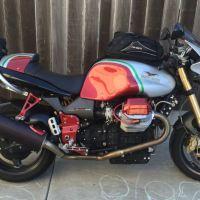 Coppa Italia Clone - 2002 Moto Guzzi V11 Scura