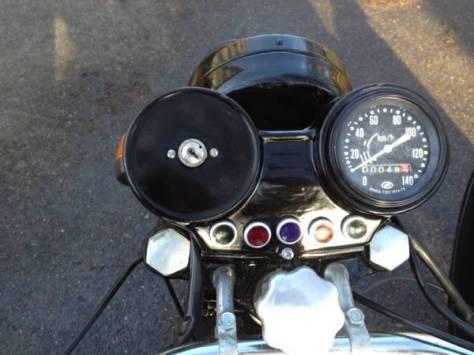 Dnepr MT11 Sidecar - Gauges