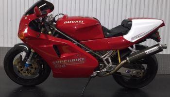 1993 ducati 888 spo   bike-urious