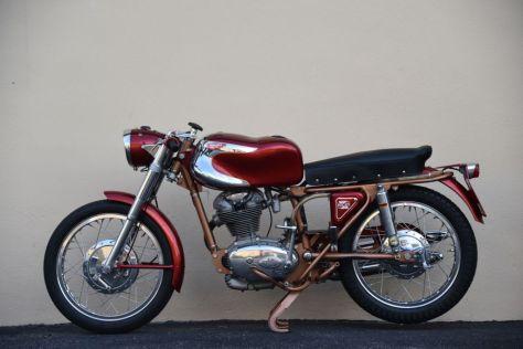 Ducati 200 Elite - Left Side