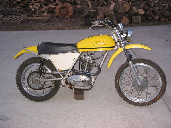 1971 ducati 450 rt desmo | bike-urious
