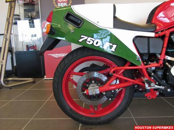 Ducati 750 F1 - 4