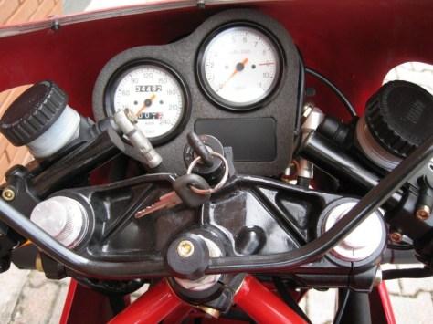 Ducati 750 F1 Montjuich - Gauges
