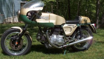reader ride – 1974 ducati 750ss green frame | bike-urious