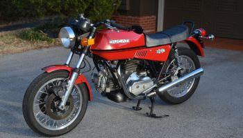 1975 ducati 860gt | bike-urious