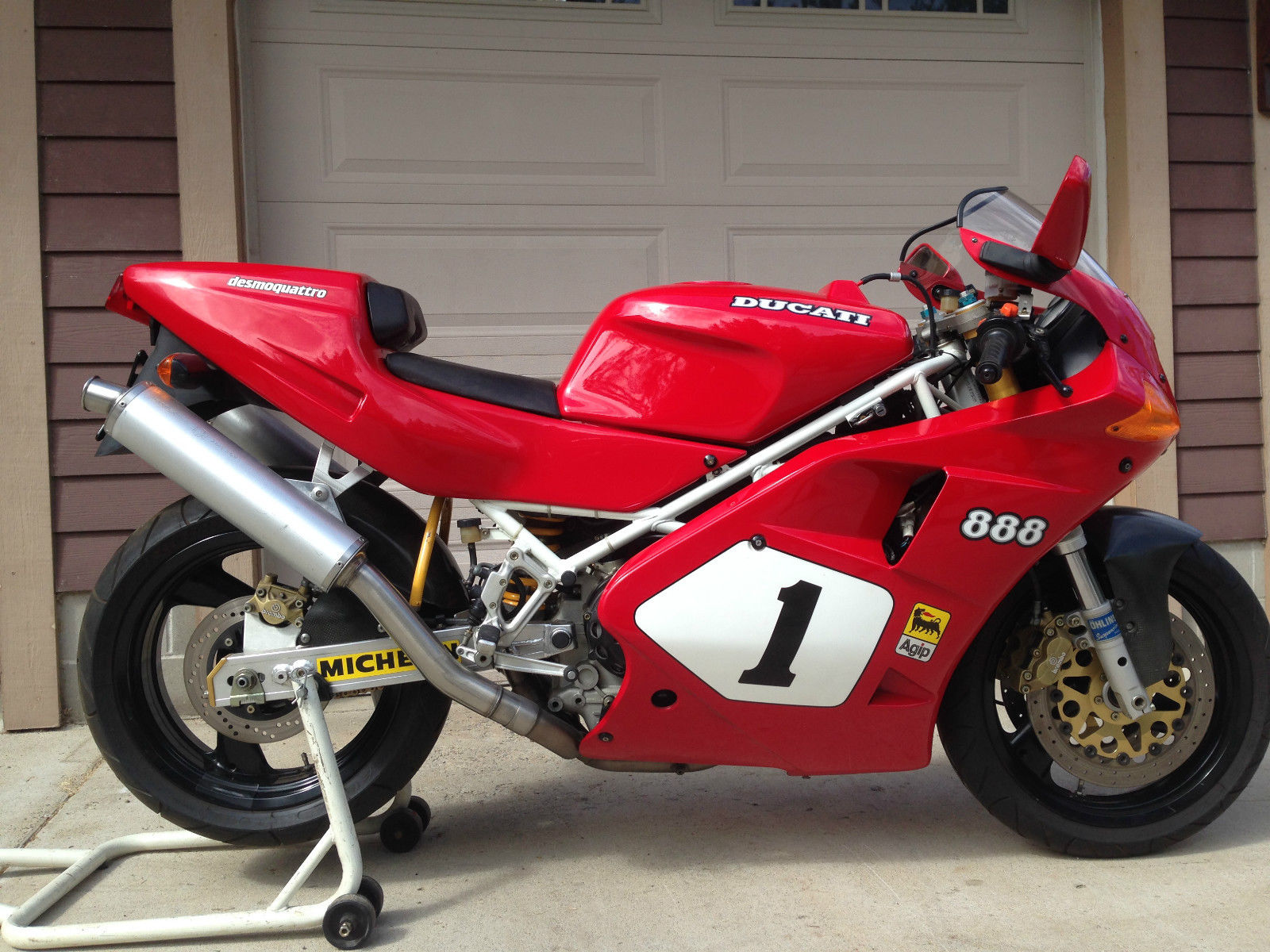 1992 ducati 888 sp4   bike-urious