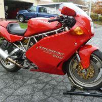 1995 Ducati 900SS/SP