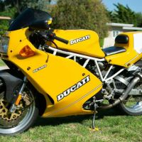 1992 Ducati 900 Superlight