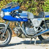 Restored - 1977 Ducati 900SS