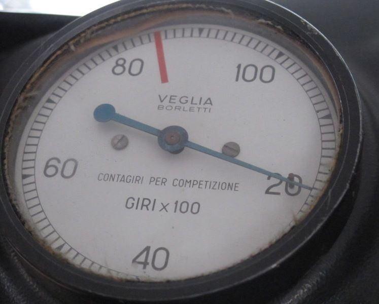 Ducati 900SS NCR Engine - Veglia Tach