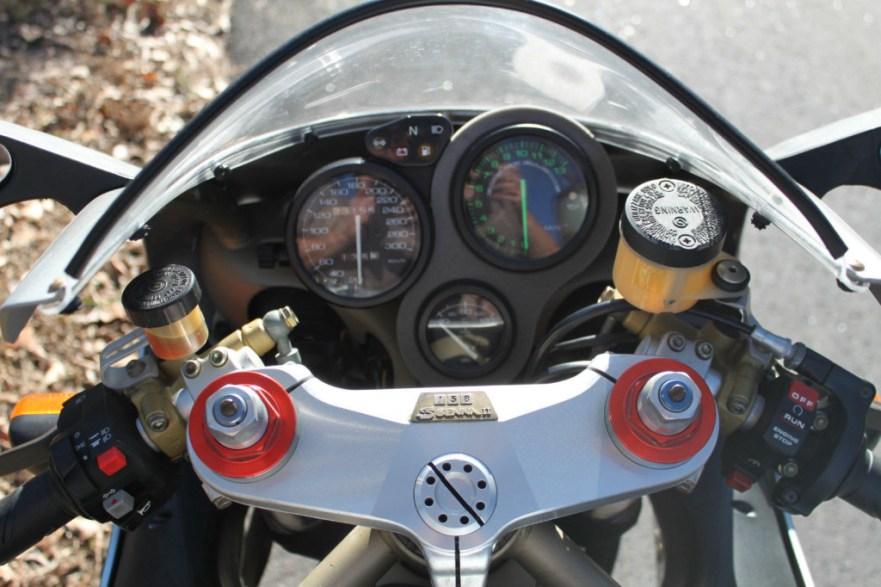 Ducati 916 Senna II - Gauges