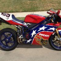 2002 Ducati 998S Ben Bostrom Replica - 81/155