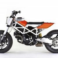 Ducati Haptica - 2014 Multistrada Custom by Ad Hoc