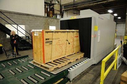 Ducati MH900e Evoluzione - Crate in X-Ray
