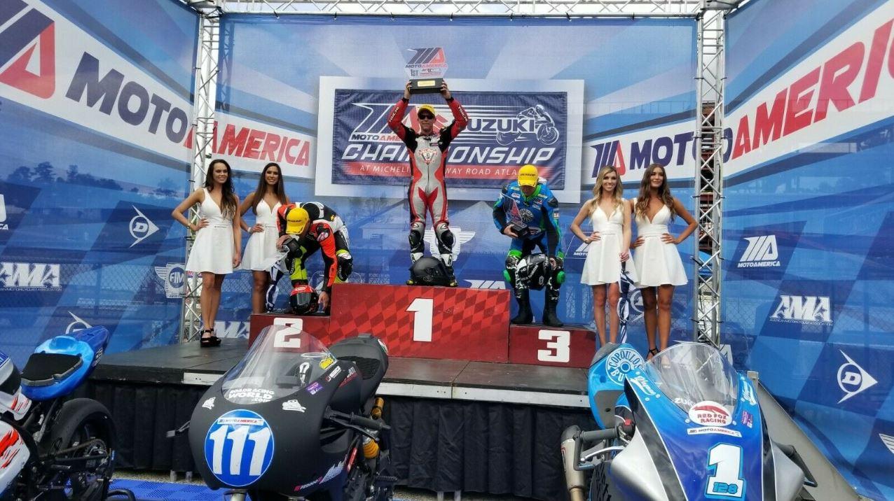 Ending Soon – 2018 Ducati Monster 797 Twins Cup Racer
