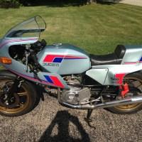 Motorcycle Classics Feature - 1981 Ducati Pantah 500SL