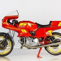 1984 Ducati Pantah 650SL