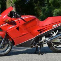 1988 Ducati Paso 750