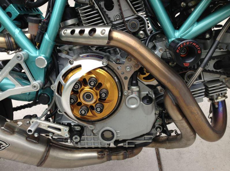 Ducati Paul Smart 1000LE - Engine