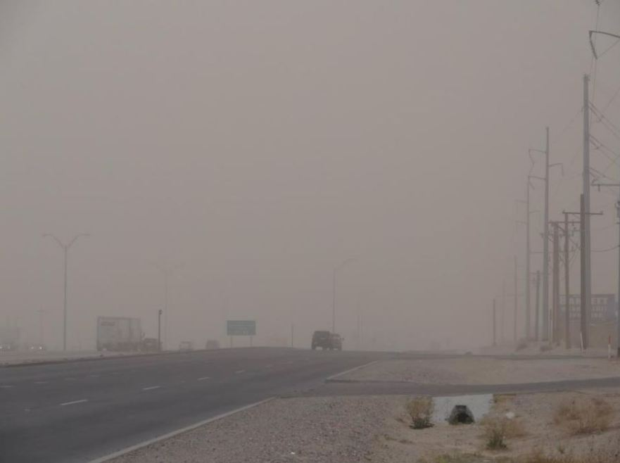 El Paso Dust Storm