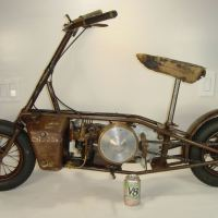 1942 Excelsior Villiers Welbike