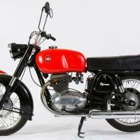 1966 Gilera B300