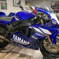 2003 Graves Yamaha R7/R1