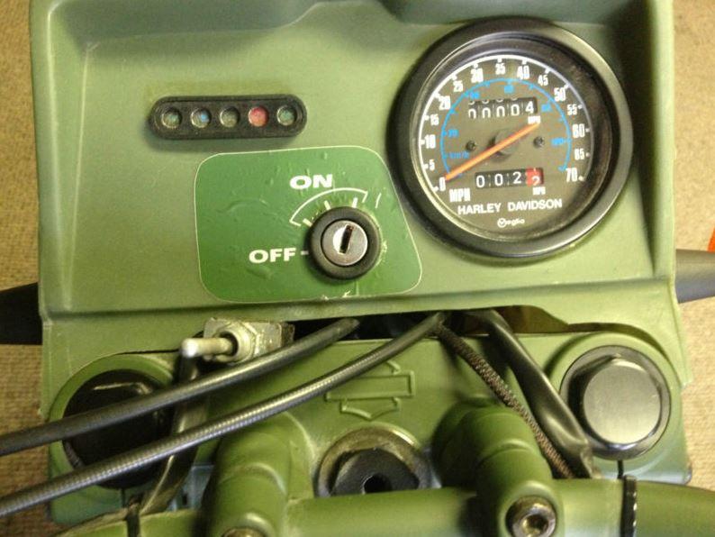 HD MT500 - Gauges