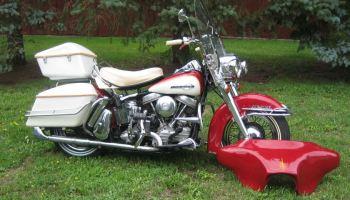1961 Harley-Davidson FLH Duo Glide Panhead – Bike-urious