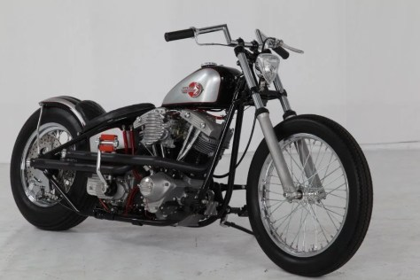 Harley-Davidson FXS Low Rider Custom - Front Right