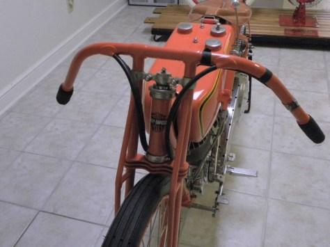 Harley-Davidson JD Racer - Front