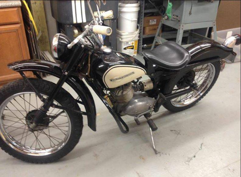 Amca Awarded  U2013 1964 Harley