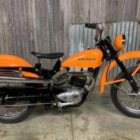 1965 Harley-Davidson Scat