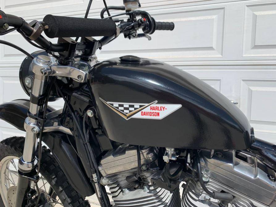 """Dual Sportster"" – 1998 Harley-Davidson Sportster Custom"
