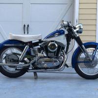 1965 Harley-Davidson Sportster XLCH