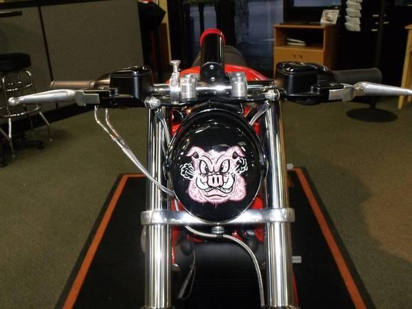 2006 harley davidson v rod destroyer bike urious. Black Bedroom Furniture Sets. Home Design Ideas