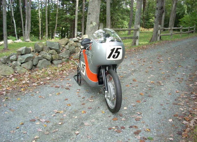 Harley Davidson Vintage Racers - Front