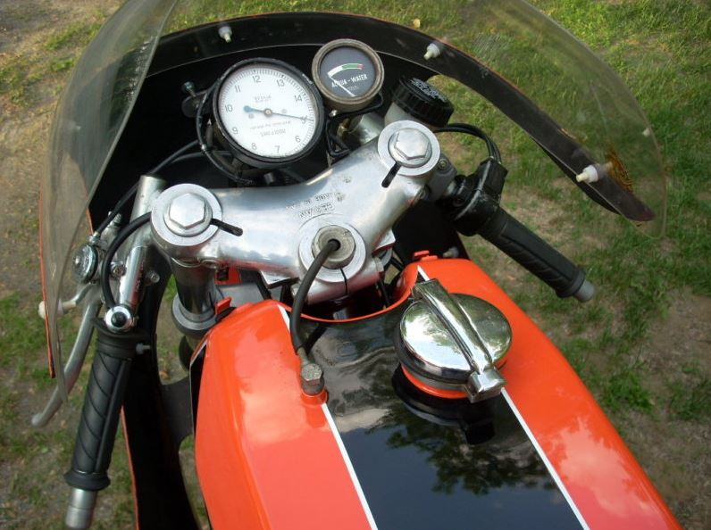 Harley Davidson Vintage Racers - Gauges