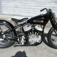 1948 Harley-Davidson WR
