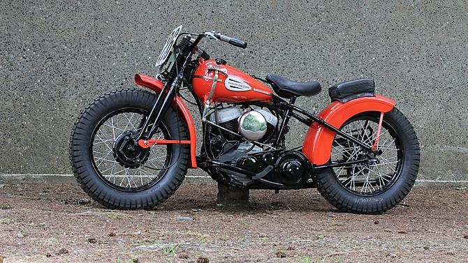 Harley-Davidson WRTT - Left Side