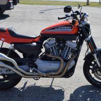 243 Miles - 2009 Harley-Davidson XR1200